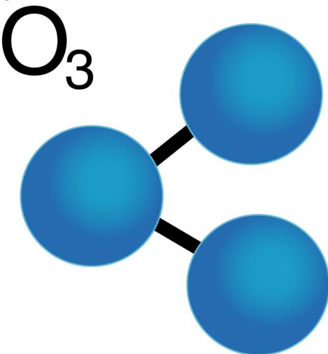 ozono es dañino
